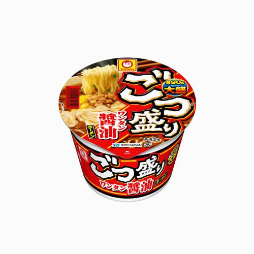 japantop-[TOYO SUISAN] 마루짱세이멘 고츠모리라면 완탄쇼유 곱빼기