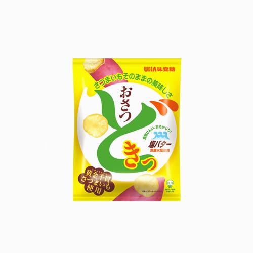 japantop-[UHA 미각당] 미카쿠도 오사츠 시오바타아지, 소금버터맛